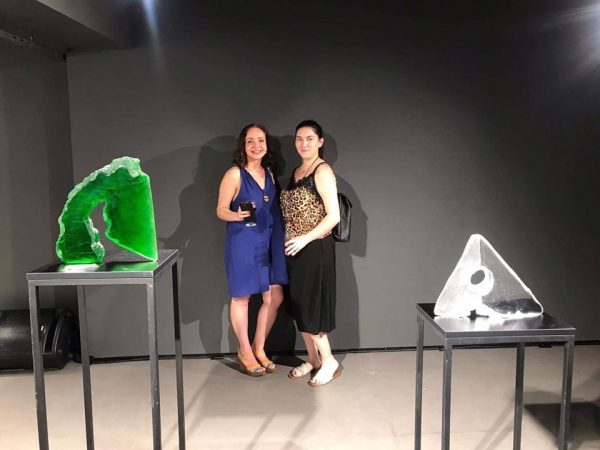 Glass Exhibition at Nişantaşı VitrA exhibition place, VBenzer in Istanbulu,(TURKEY), 2019